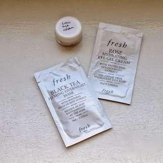 Fresh/ rose hydrating eye gel cream