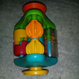 Toy rattle for babies