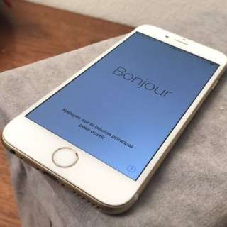 iphone 6 plus 64gb gold original