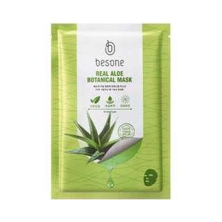 Besone Real Aloe Botanical Mask