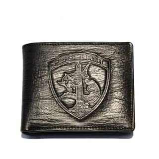 Dompet kulit asli logo Persebaya