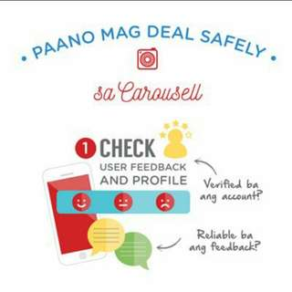 How to Deal in Carousell