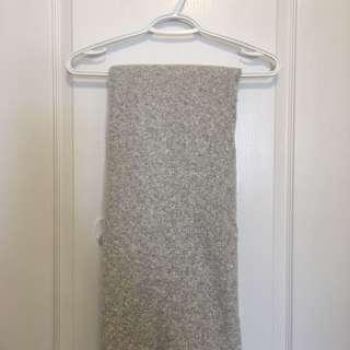 Aldo Blanket Scarf- One Size/Light Grey