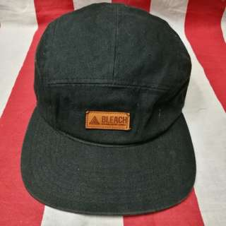bleach five panel cap