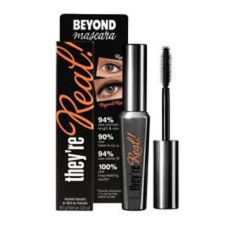 Benefit They're real Mascara in Black