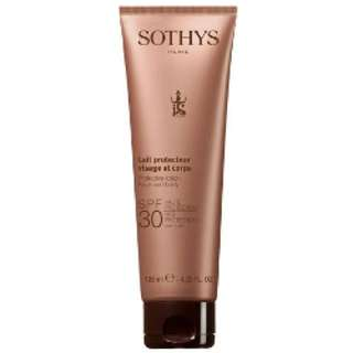 $89 SOTHYS Paris Protective Face & Body Lotion With SPF30 (Brand New