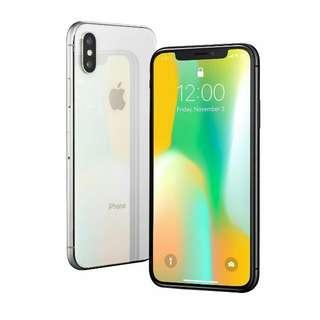 Dicari iphone X space grey 64gb