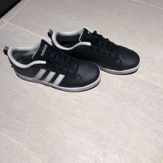 Adidas Leather Black shoes