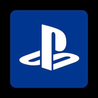 Playstation Vita account