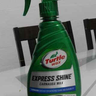 Express Polish Turtle Wax