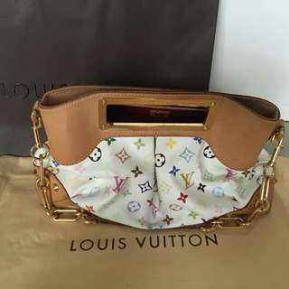 Authentic Louis Vuitton Judy MM multicoloured
