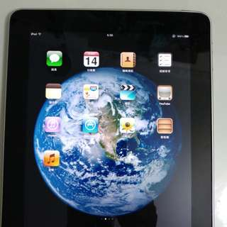 Ipad 1代 32gb wifi版