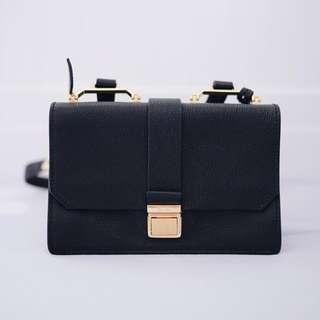 Miu Miu Small Madras Shoulder Bag