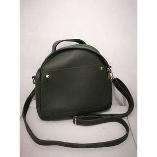 Sling Bag (color green)