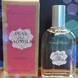 Crabtree Pear & Pink Magnolia perfume - 全新🎁