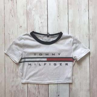 Vintage Style Tommy Tee