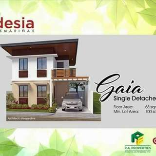 Brand New Houses thru Pagibig in Dasma Cavite