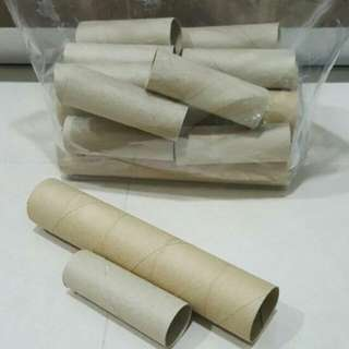 (SK) 50 Pieces Toilet Rolls + Kitchen Towel Rolls