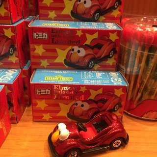 🚚 全新 大阪環球影城限定 Elmo跑車