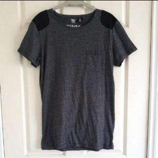 Dark Grey Tshirt - Factorie