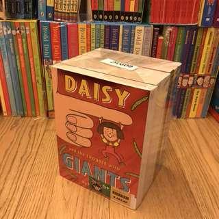 Daisy set 共6本全新
