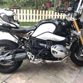BMW bike R9t