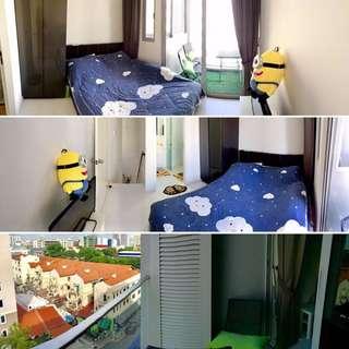 New 2 Room Duplex for rental!