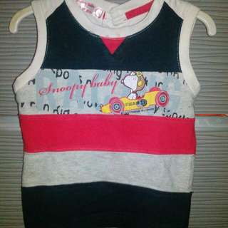 Snoopy Baby 6-12m