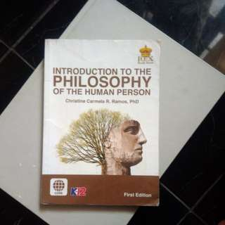 Intro. to the Philosophy of the Human Brain
