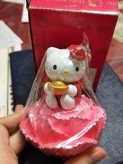 全新Hello Kitty招財擺飾