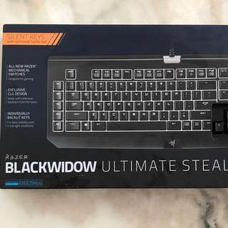 Blackwidow ultimate stealth clg version
