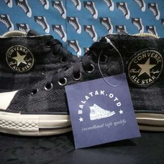 Converse ct as flanel
