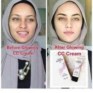 Glow brighthening Cc cream by @nafura