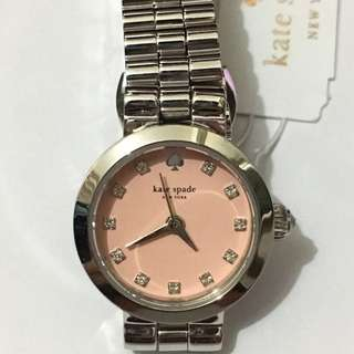 Kate Spade Stainless Steel Ladies Watch 女士腕錶