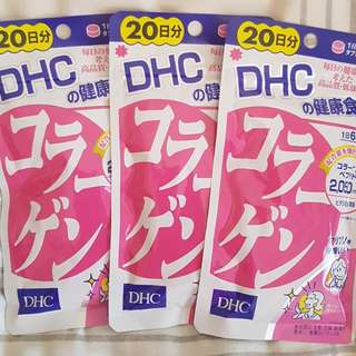 DHC Collagen Tablets
