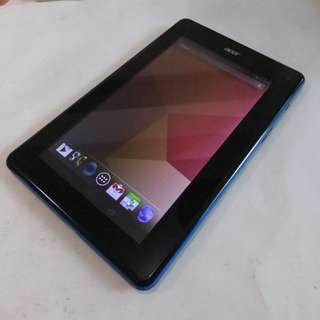 Acer Iconia B1-A717吋 平板電腦二手良機