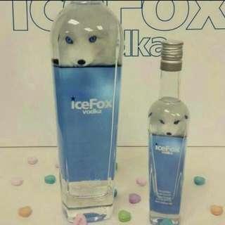Ice Fox Vodka(愛斯福斯冰狐伏特加酒)750ml