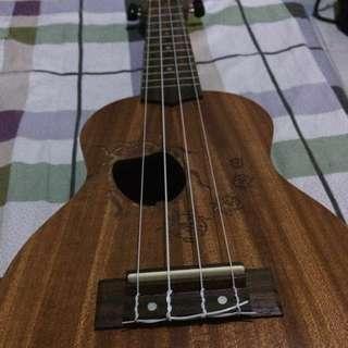 Clifton ukulele