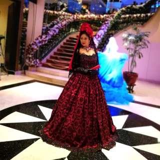 Princess of Zaragoza Gown