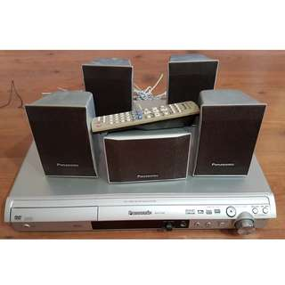 Panasonic SC-HT340 DVD Home Cinema System