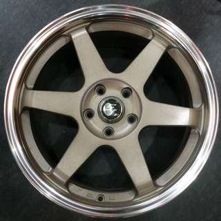 "SL Racing 18"" Rims Fits Honda Vezel"