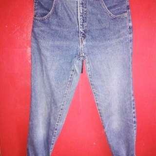 HW jeans trussardy