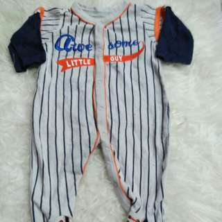 Carters 3m rompers
