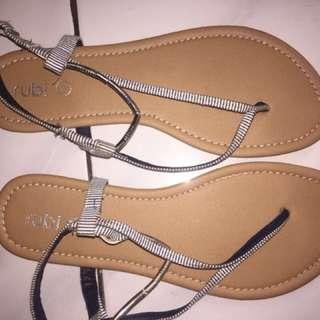 Rubi cotton on sandals