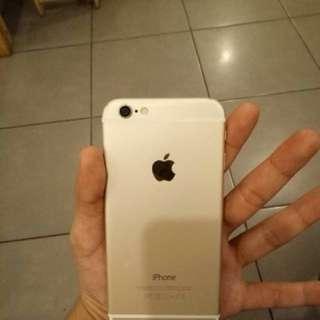 Iphone 6 gold 64gb ex inter