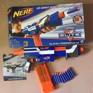 Nerf Gun Alpha Trooper