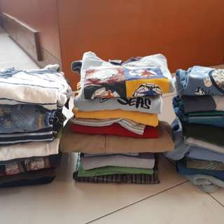 24pcs bundle shirt (take all)