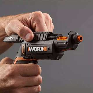 WORX Semi-automatic Power Screwdriver WX254