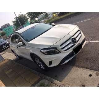 2015年 Benz 賓士 GLA180  1.6