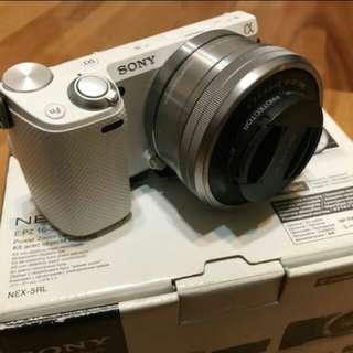 Nex-5R+18-55mm